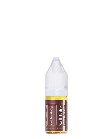 Salt Lake Coffee & Cig 10ml