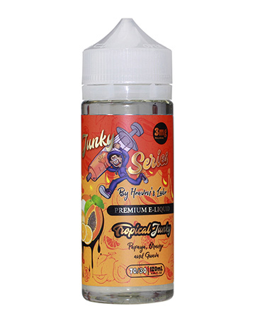 Junky Tropical 120ml