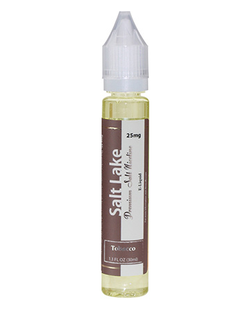 Salt Lake Tobacco 30ml