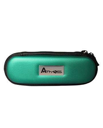 Atmos Small Hardcover Case Green