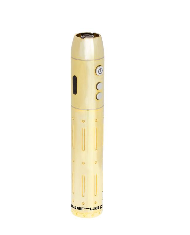 510 Power Vape Battery & Powerbank Gold 2600mAh