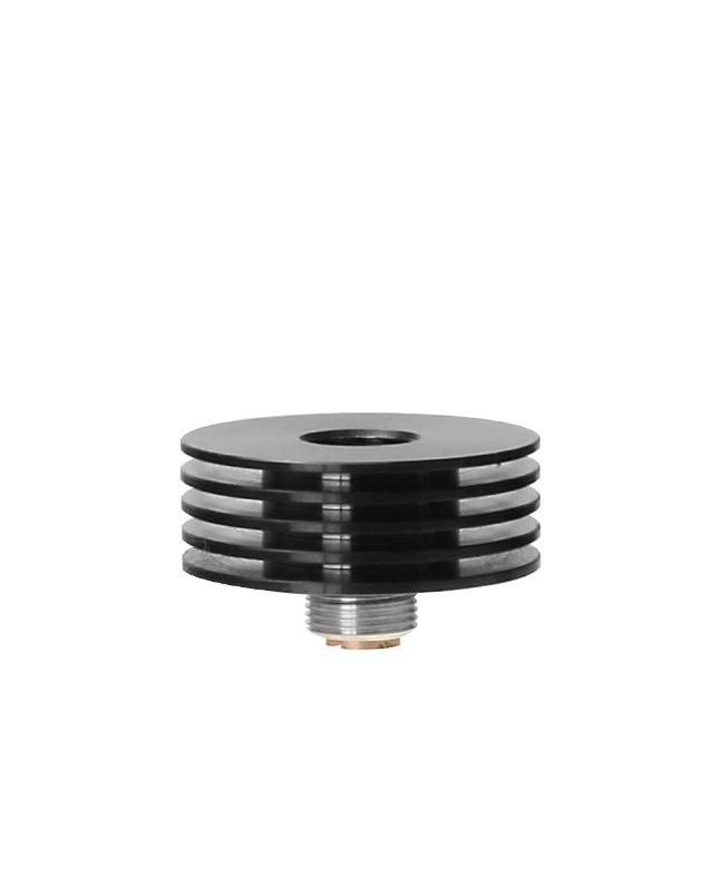 Heat Sink 22mm - Black