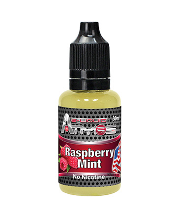 USA Raspberry Mint 30ml