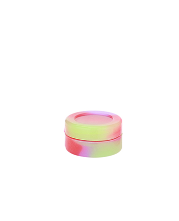 7ml Silicon Container - Rainbow
