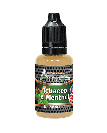USA Tobacco and Menthol 30ml