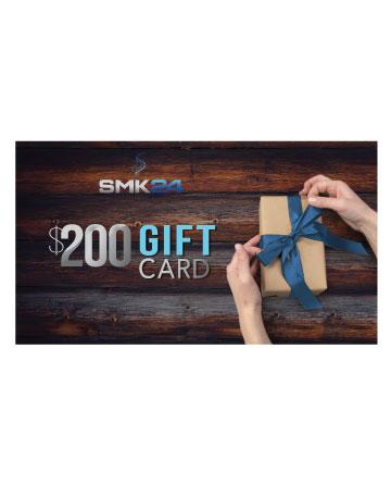 SMK - Gift Card $200