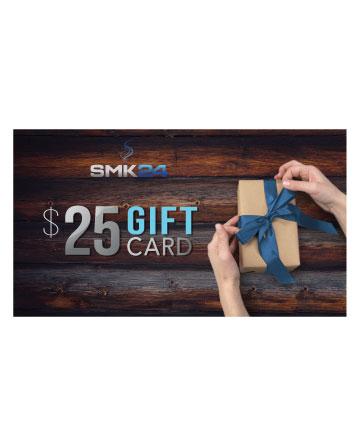 SMK - Gift Card $25